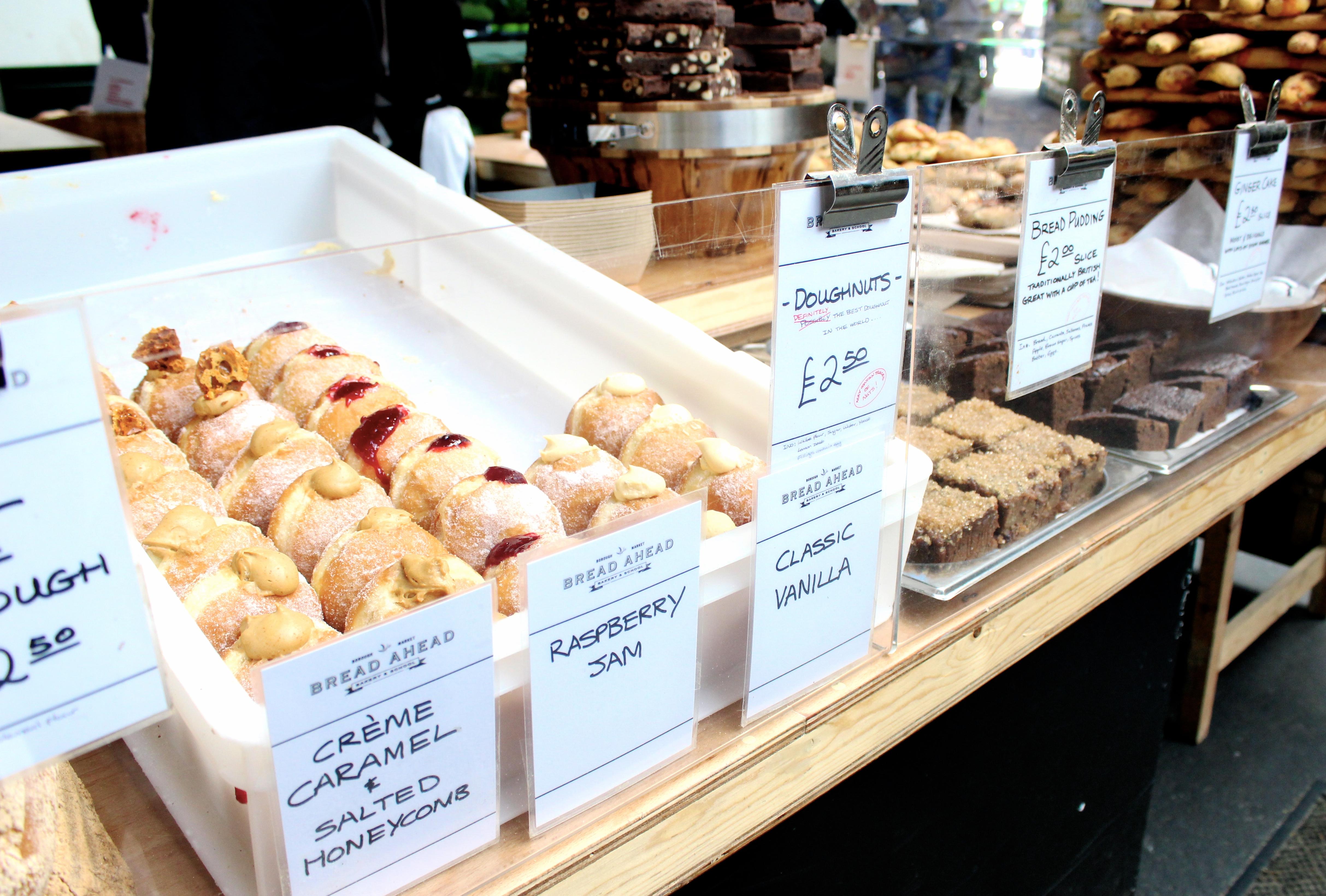 bm donuts